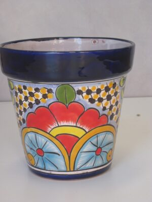ARY150 TALAVERA POT PLANTER (Medium)