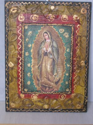 ROP03 PLAQUE 40X30CM VIRGIN (Medium)
