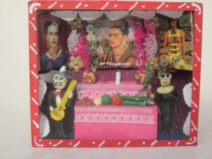 VMR70 FRIDA NICHO ALTAR (Medium)
