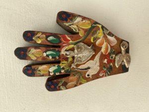 WOOD HAND